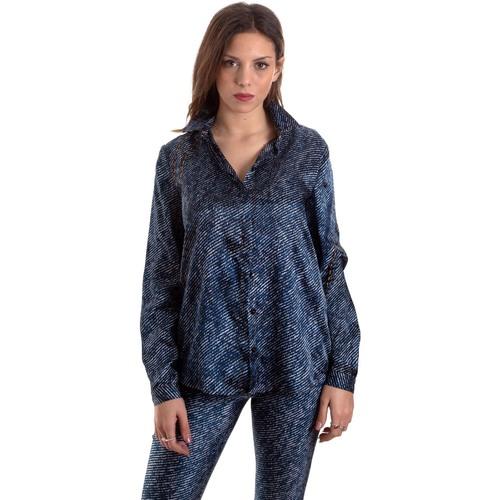 Odjeća Žene  Košulje i bluze Versace B0HVB601S0683904 Plava