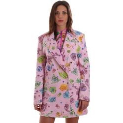 Odjeća Žene  Jakne i sakoi Versace C2HVB507SN75SK69 Ružičasta