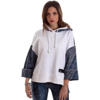 Odjeća Žene  Sportske majice Versace B6HVB791SN900904 Bijela