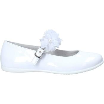 Obuća Djevojčica Balerinke i Mary Jane cipele NeroGiardini E031400F Bijela
