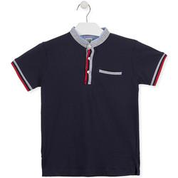 Odjeća Dječak  Polo majice kratkih rukava Losan 013-1791AL Plava