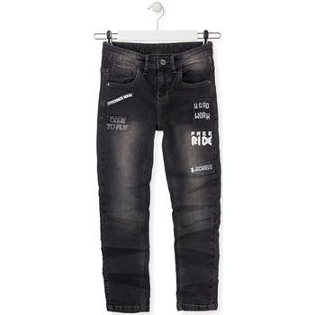 Odjeća Djeca Slim traperice Losan 013-9005AL Siva
