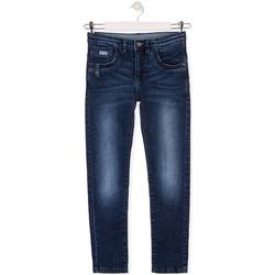 Odjeća Djeca Slim traperice Losan 013-9010AL Plava