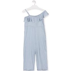 Odjeća Djevojčica Kombinezoni i tregerice Losan 014-7022AL Plava