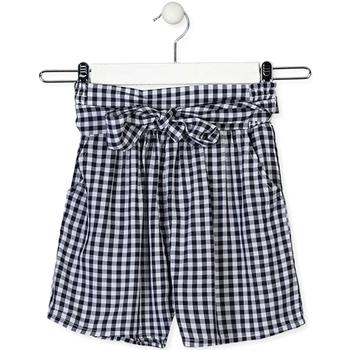 Odjeća Djeca Bermude i kratke hlače Losan 014-9009AL Plava