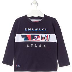 Odjeća Dječak  Majice dugih rukava Losan 015-1002AL Plava