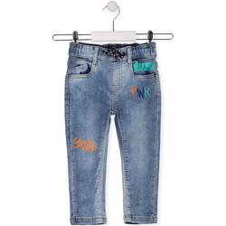 Odjeća Djeca Slim traperice Losan 015-6022AL Plava