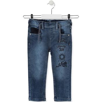 Odjeća Djeca Slim traperice Losan 015-6023AL Plava