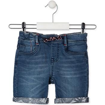 Odjeća Djeca Bermude i kratke hlače Losan 015-6028AL Plava