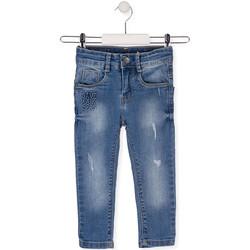 Odjeća Djeca Slim traperice Losan 015-9008AL Plava