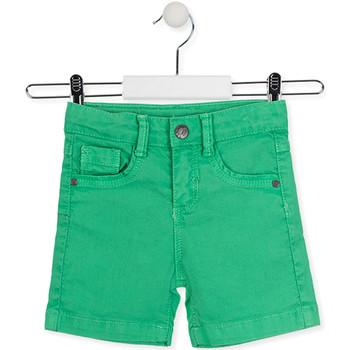 Odjeća Djeca Bermude i kratke hlače Losan 015-9009AL Zelena