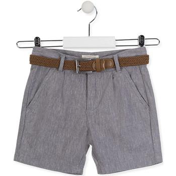 Odjeća Djeca Bermude i kratke hlače Losan 015-9790AL Siva