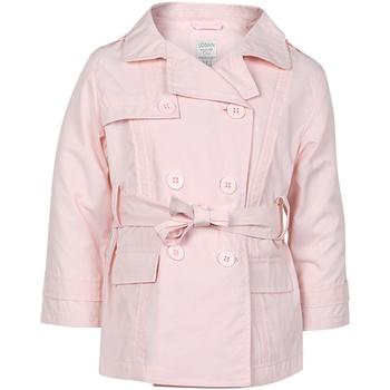 Odjeća Djeca Kaputi Losan 016-2790AL Ružičasta