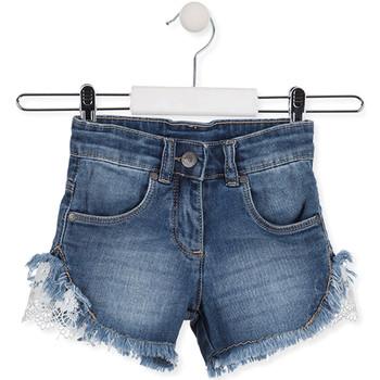 Odjeća Djeca Bermude i kratke hlače Losan 016-9003AL Plava