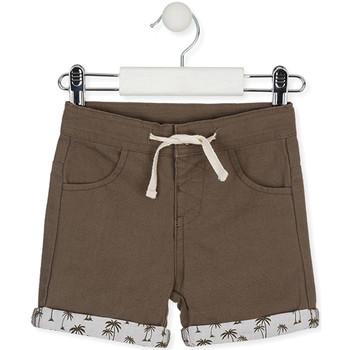 Odjeća Djeca Bermude i kratke hlače Losan 017-9008AL Zelena