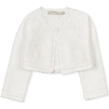 Odjeća Djeca Veste i kardigani Losan 018-5790AL Bijela