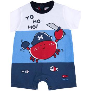 Odjeća Dječak  Kombinezoni i tregerice Chicco 09050813000000 Plava