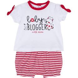 Odjeća Djevojčica Dječji kompleti Chicco 09076365000000 Bijela