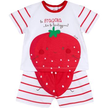 Odjeća Djeca Dječji kompleti Chicco 09076381000000 Bijela