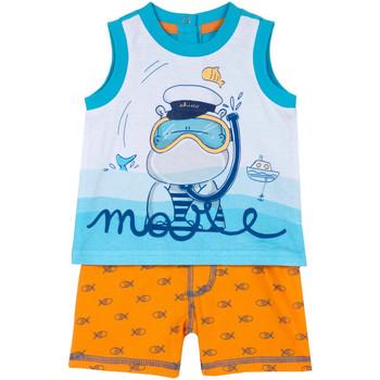 Odjeća Dječak  Dječji kompleti Chicco 09076378000000 Plava