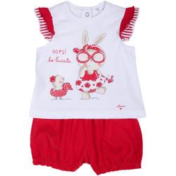 Odjeća Djevojčica Dječji kompleti Chicco 09076380000000 Bijela