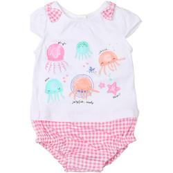 Odjeća Djevojčica Kombinezoni i tregerice Chicco 09050812000000 Bijela