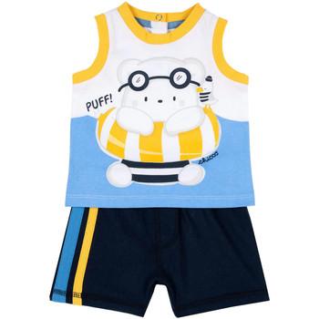 Odjeća Dječak  Dječji kompleti Chicco 09076376000000 Plava