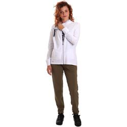 Odjeća Žene  Dvodijelne trenirke Key Up 5G40T 0001 Bijela