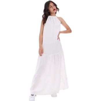 Odjeća Žene  Duge haljine Gaudi 011FD15073 Bijela