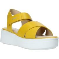 Obuća Žene  Sandale i polusandale Impronte IL01526A Žuta boja