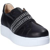 Obuća Žene  Slip-on cipele Exton E05 Crno