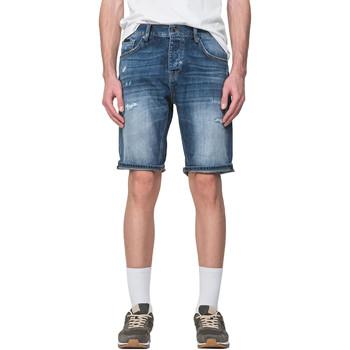 Odjeća Muškarci  Bermude i kratke hlače Antony Morato MMDS00068 FA700115 Plava