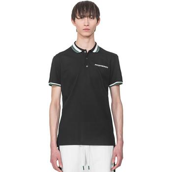 Odjeća Muškarci  Polo majice kratkih rukava Antony Morato MMKS01713 FA100083 Crno