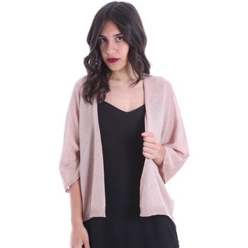 Odjeća Žene  Veste i kardigani Gaudi 011FD53010 Ružičasta