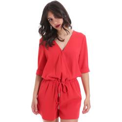 Odjeća Žene  Kombinezoni i tregerice Gaudi 011BD25029 Crvena