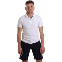 Odjeća Muškarci  Polo majice kratkih rukava Sseinse ME1517SS Bijela