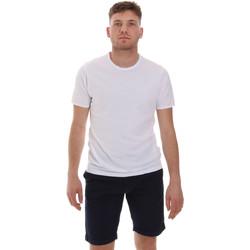 Odjeća Muškarci  Majice kratkih rukava Sseinse ME1566SS Bijela