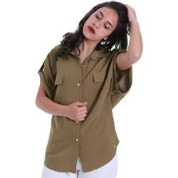 Odjeća Žene  Košulje i bluze Gaudi 011BD45030 Zelena