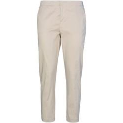 Odjeća Žene  Chino hlačei hlače mrkva kroja Café Noir JP232 Bež