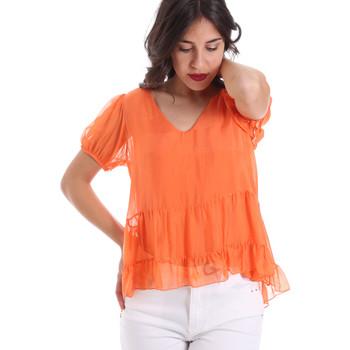 Odjeća Žene  Topovi i bluze Gaudi 011BD45034 Naranča