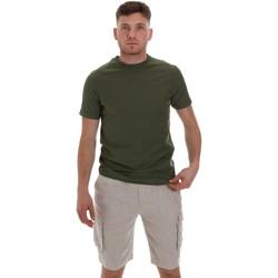 Odjeća Muškarci  Majice kratkih rukava Sseinse ME1548SS Zelena
