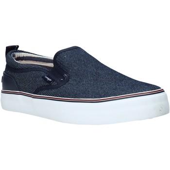 Obuća Muškarci  Slip-on cipele Wrangler WM01022A Plava