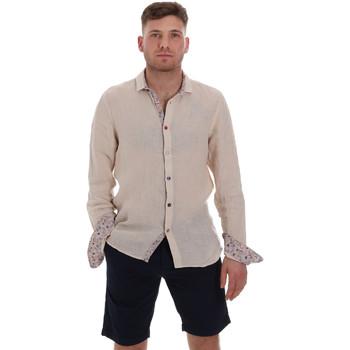 Odjeća Muškarci  Košulje dugih rukava Sseinse CE538SS Bež