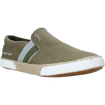 Obuća Muškarci  Slip-on cipele U.s. Golf S20-SUS101 Zelena
