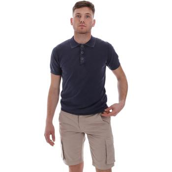 Odjeća Muškarci  Polo majice kratkih rukava Sseinse ME1513SS Plava