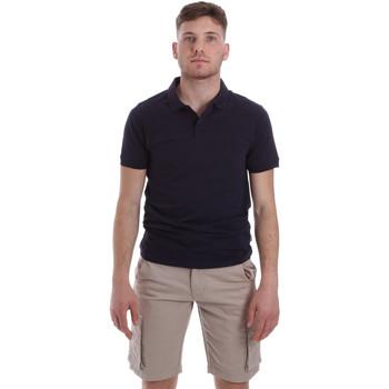 Odjeća Muškarci  Polo majice kratkih rukava Sseinse ME1517SS Plava
