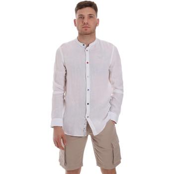 Odjeća Muškarci  Košulje dugih rukava Sseinse CE537SS Bijela
