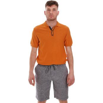 Odjeća Muškarci  Polo majice kratkih rukava Sseinse ME1528SS Naranča