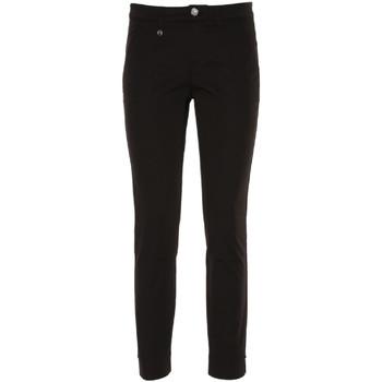 Odjeća Žene  Chino hlačei hlače mrkva kroja NeroGiardini P860170D Crno