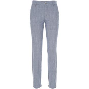 Odjeća Žene  Chino hlačei hlače mrkva kroja NeroGiardini P860180D Plava
